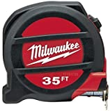 Milwaukee Electric Tool 48-22-5135 Magnet Tape Measure, 35' by Milwaukee Electric Tool