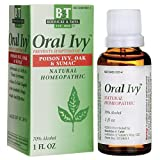 Boericke & Tafel - Oral Ivy, 1 Oz Liquid