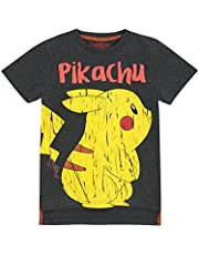Pokemon Jongens T-Shirt Pikachu