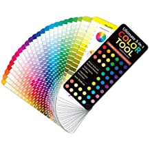 Ultimate 3-in-1 Color Tool: -- 24 Color Cards with Numbered Swatches -- 5 Color Plans for each Color -- 2 Value Finders Red & Green