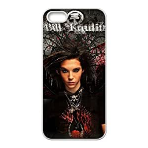 iPhone 5 5s Cell Phone Case White Tokio Hotel D2291435