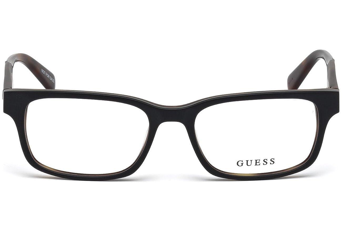 311d6ae78b Guess GU1934 Eyeglass Frames - Matte Black Frame