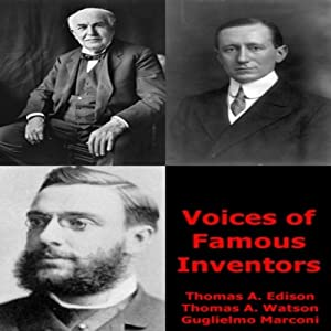 Voices of Famous Inventors Speech
