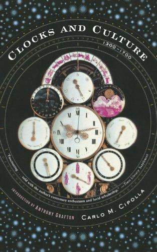 Clocks and Culture: 1300-1700 (Norton Library) pdf