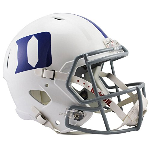Duke Blue Devils Officially Licensed NCAA Speed Full Size Replica Football Helmet by Riddell
