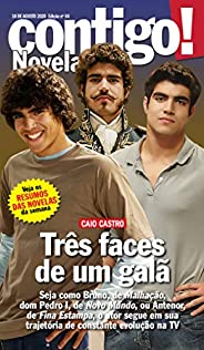 Revista Contigo! Novelas - 18/08/2020