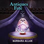 Antiques Fate: A Trash 'n' Treasures Mystery Book | Barbara Allan