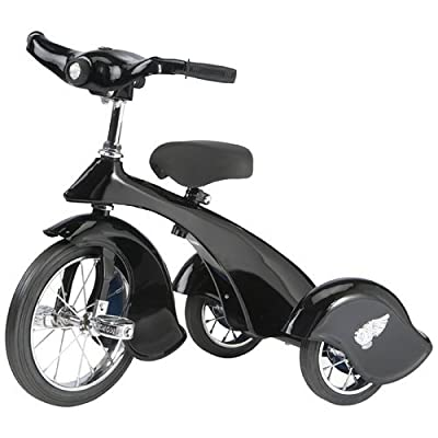Morgan Cycle Morgan Black Hawk Trike: Toys & Games