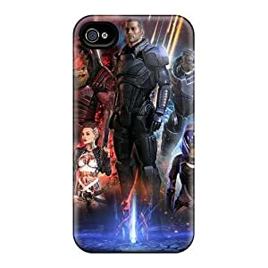 Snap-on Cases Designed For Iphone 6- Mass Effect Characters