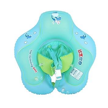 Leegoal(TM) Flotadores de Aprendizaje de Natación para Bebé Niños, Juguete para El Baño Piscina,adecuada para M/6-30 Meses: Amazon.es: Deportes y aire libre