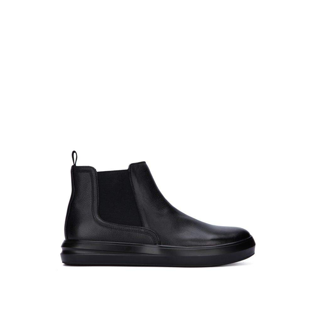 Kenneth Cole New York Men's The Mover Chelsea Hybrid Boot, Black, 12 M US by Kenneth Cole New York