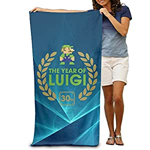"The Year Of Luigi 31.5""*51"" Beach Towel"