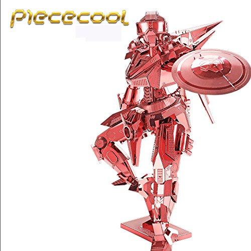 Special Version Puzzle Piececool Shield