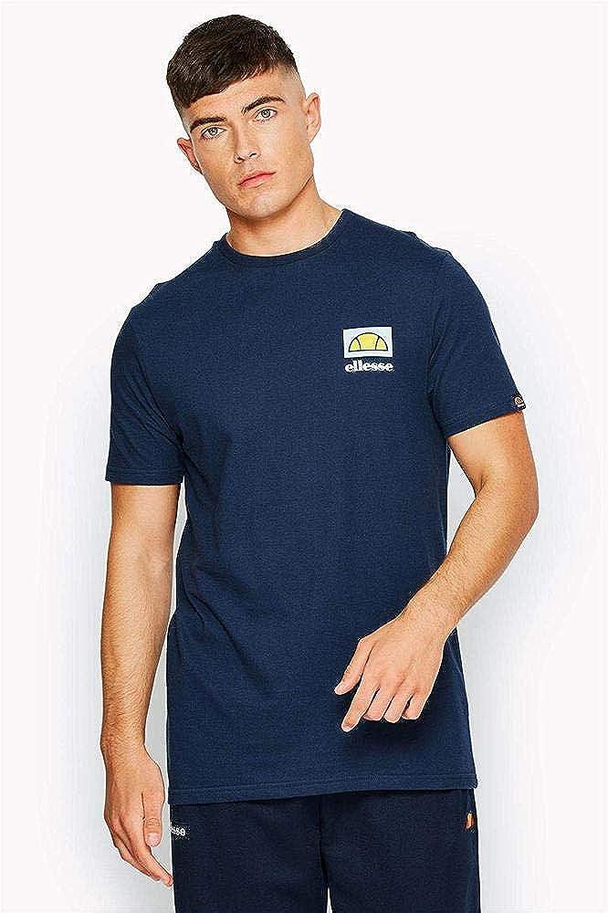 Hombre Ellesse Fondato tee Shirt Camiseta
