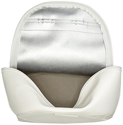 Feather bretelles port Light comma à Blanc Sac Backpack à sac pour en main White 100 à dos Mvz q8dvgxnd