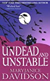 Undead and Unstable by MaryJanice Davidson front cover