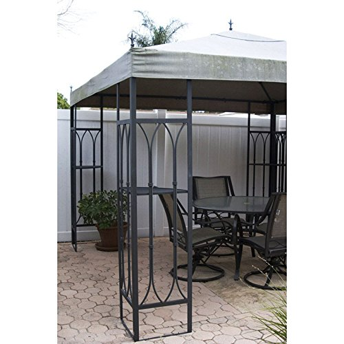 S J Canopies : Garden winds replacement canopy for treasures