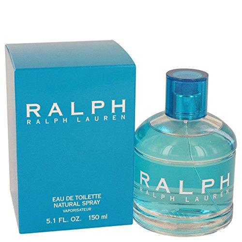 Ralph lauren women eau de toilette edt spray 5oz 148ml