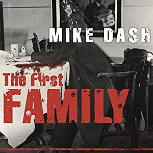 The First Family Audiobook