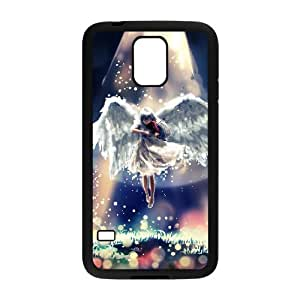 VNCASE Fantasy Angel Phone Case For Samsung Galaxy S5 i9600 [Pattern-1] by supermalls