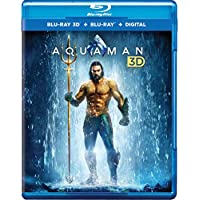 Aquaman (3D Blu-ray + Blu-ray + Digital Copy)