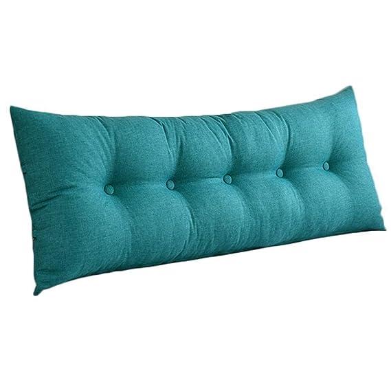 Amazon.com: LWXQY Floor Bed backrest Removable headboard ...