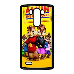 LG G3 Cell Phone Case Black Alvin and the Chipmunks NF9455111