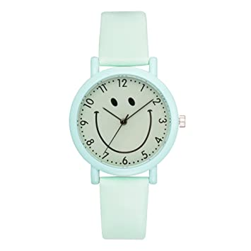 elistelle pulsera Relojes Chica Cuarzo Analog Süße pulsera Relojes, color 3#