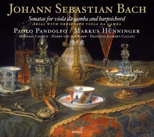 (Bach: Sonatas For Viola Da Gamba And Harpsichord)