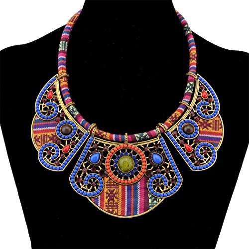 Idealway Charming Necklaces Statement Necklace