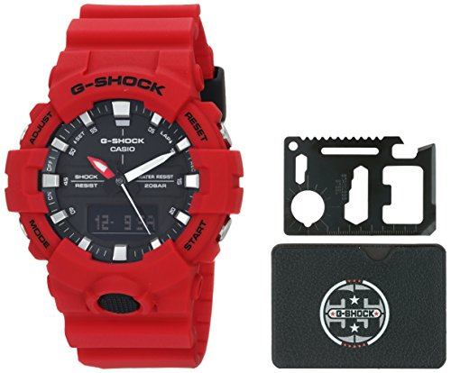 LIMITED EDITION 35th Anniversary G-Shock Giftset,GA-800-4AANV for sale  Delivered anywhere in USA