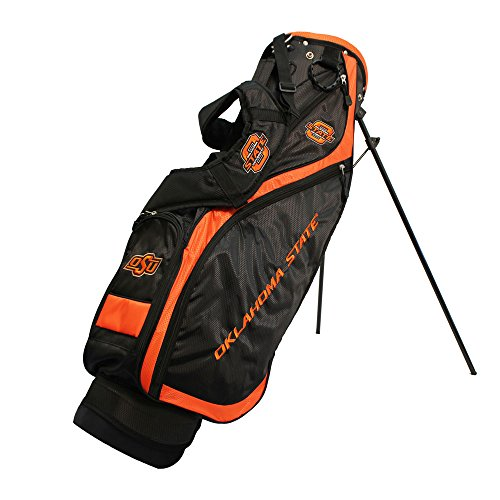 NCAA Oklahoma State Cowboys Nassau Golf Stand Bag