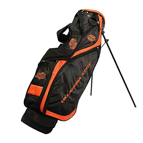 NCAA Oklahoma State Cowboys Nassau Golf Stand Bag
