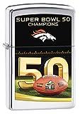 NFL Denver Broncos Super Bowl 50 Champions Pocket Lighter