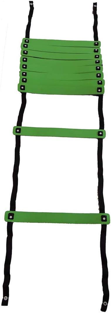 Escada De Agilidade 5, 0 Mts Punch Unissex 5 Verde | Amazon.com.br