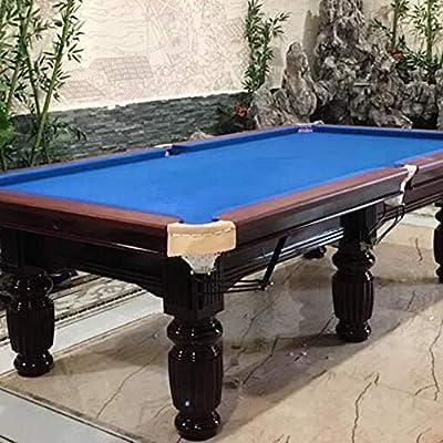 Faderr Speed - Paño de Billar Profesional, Tela de Snooker de 8 Pelotas, Mantel de Mesa, Azul, Tamaño Libre: Amazon.es: Hogar