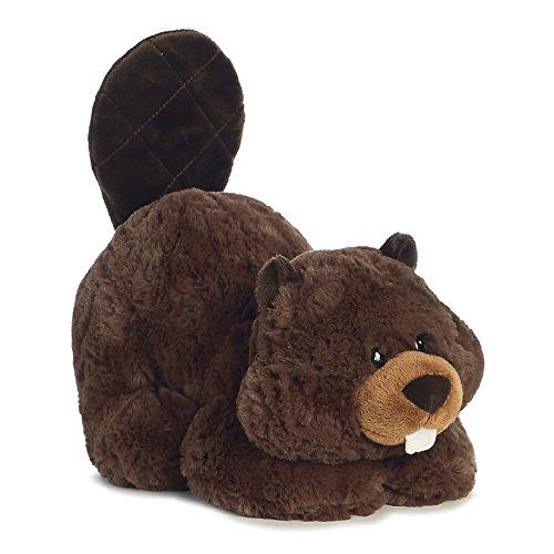 Bucky Beaver - Aurora World Tushies Animals/Chomper Plush