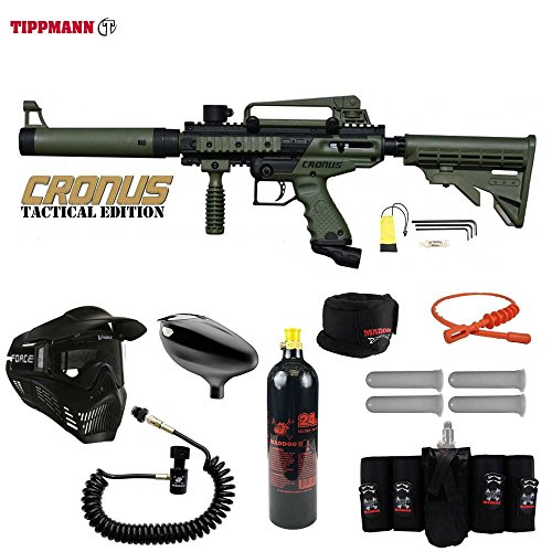 MAddog Tippmann Cronus Tactical Elite Remote 24 Oz. CO2 Pain