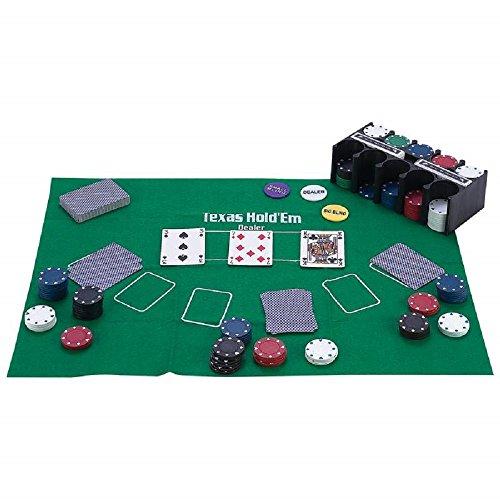 Maxam™ 208 Piece Casino-Style Texas Hold 'Em Poker Set