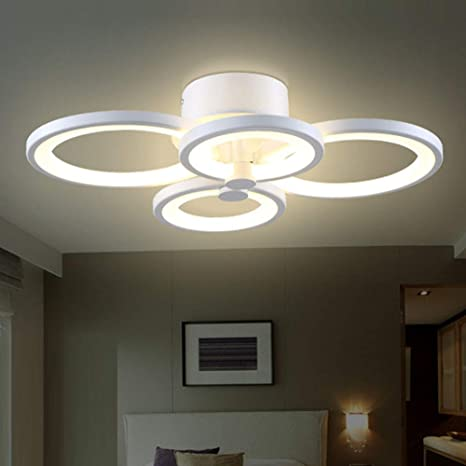 Lámpara De Techo LED Regulable Clásica Lámpara De Techo ...