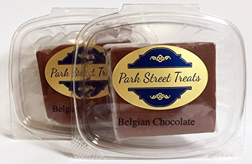 Belgian Chocolate Fudge  1 Lb   Hand Crafted In A Copper Kettle