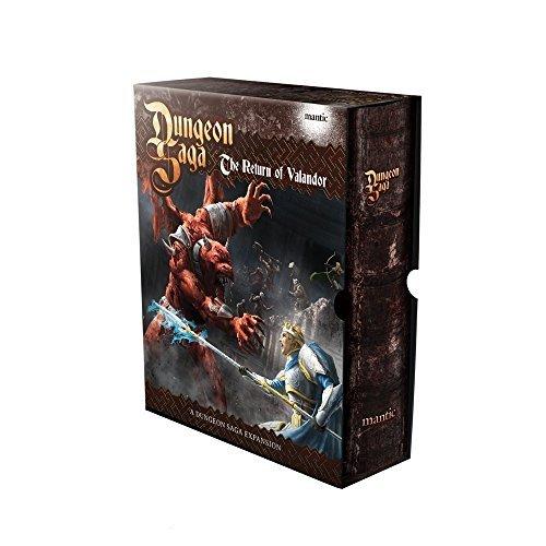 Dungeon Saga: The Return of Valandor by Mantic Games