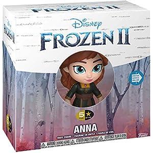 5 Star Disney: Frozen 2 – Anna Vinyl Figure (Includes Compatible Pop Box Protector Case)