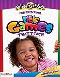 Bible Games That Teach, , 1434768635