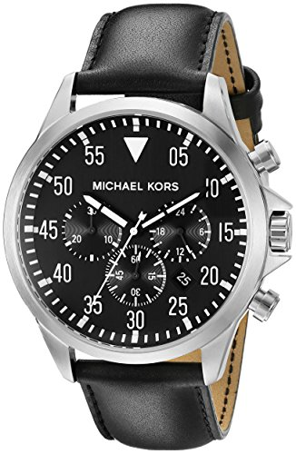 Michael Kors Men's Gage Black Watch MK8442