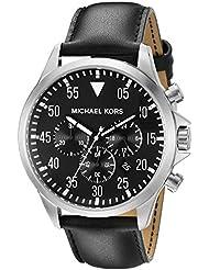 Michael Kors Mens Gage Black Watch MK8442