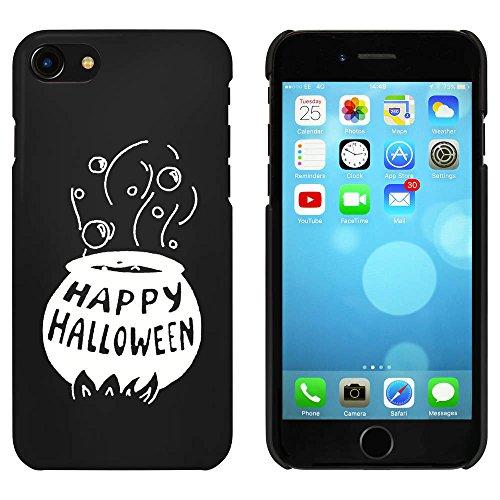 Noir 'Chaudron d'Halloween' étui / housse pour iPhone 7 (MC00082387)