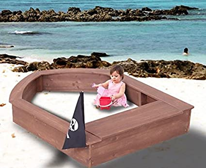 Peachy Amazon Com Ka Company Beach Sandboat Captain Series Cedar Andrewgaddart Wooden Chair Designs For Living Room Andrewgaddartcom