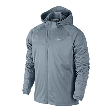 eab2fc622a3e Nike Shield Max Running Jacket - HO14  Amazon.co.uk  Clothing