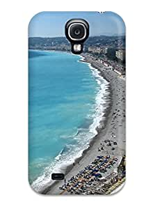 Cute High Quality Galaxy S4 Nice Coastal City Case